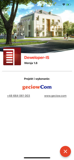Aplikacja Deweloper 12